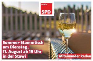 SPD Stammtisch am 11. August 2020